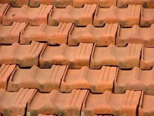 Pokrycie dachowe z ceramiki